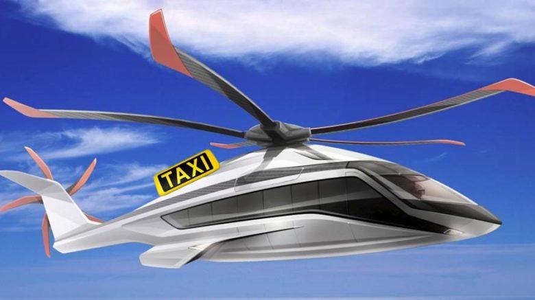 Airbus Group заявил о разработке беспилотного летающего такси