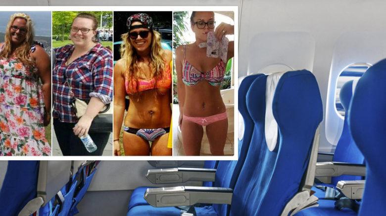 Авиаполет помог австралийке похудеть на 54 килограмма