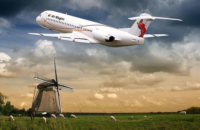 Мировой авиапарк самолетов «Fokker» за 2016 год существенно сократился