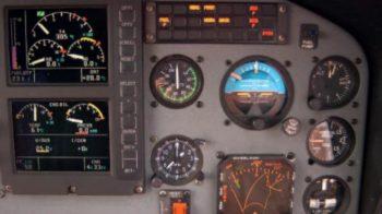 На вертолетах «H125/130» заменили аналоговые приборы на G500H