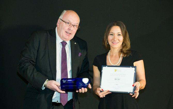 My Sky получил премию Sapphire Pegasus Business Aviation Award за инновации в деловой авиации