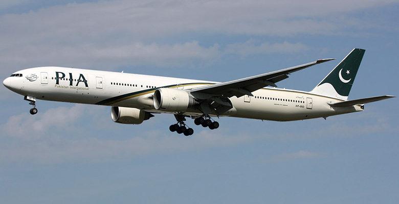 В самолете а/к Pakistan International Airlines обнаружили героин