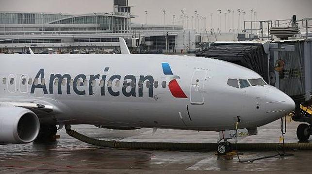 Пассажир American Airlines атаковал кабину пилота