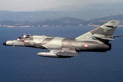 Старые бомбардировщики из Франции продадут в Аргентине