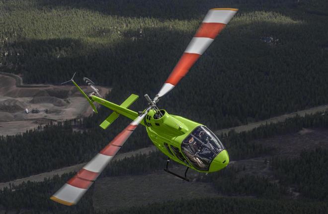 Авиастроитель «Bell Helicopter» сократил поставки
