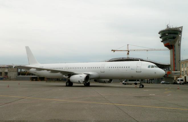 Авиаперевозчик «NordWind» получил самолет «Airbus A-321»