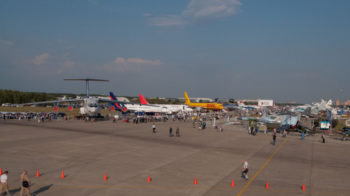 Дальневосточный международный авиасалон 2018